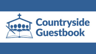 Countryside Guestbook