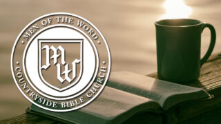 Men of the Word Web Banner Saturday Morning