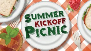 Summer Kickoff Picnic Announcement 2021